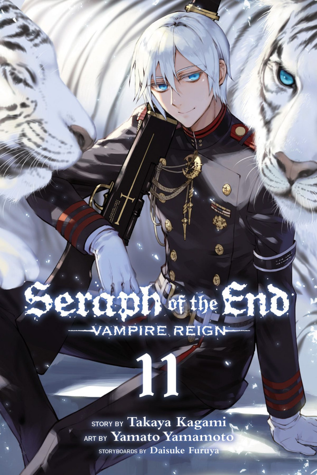 Seraph of the End: Vampire Reign Vol. 11