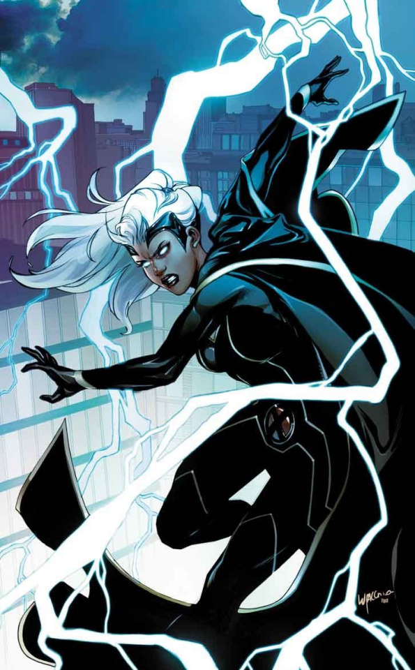Uncanny X-Men #3 (Lupacchino Cover)