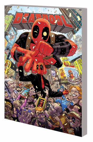 Deadpool: World's Greatest Vol. 1: Millionaire With Mouth