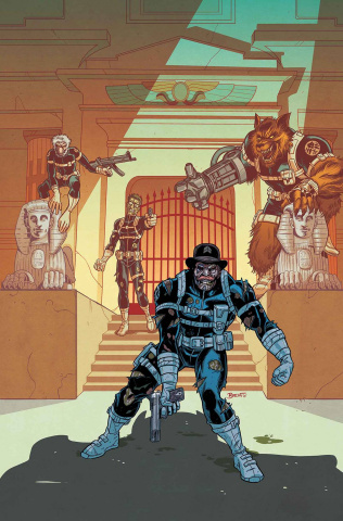 The Howling Commandos of S.H.I.E.L.D. #3