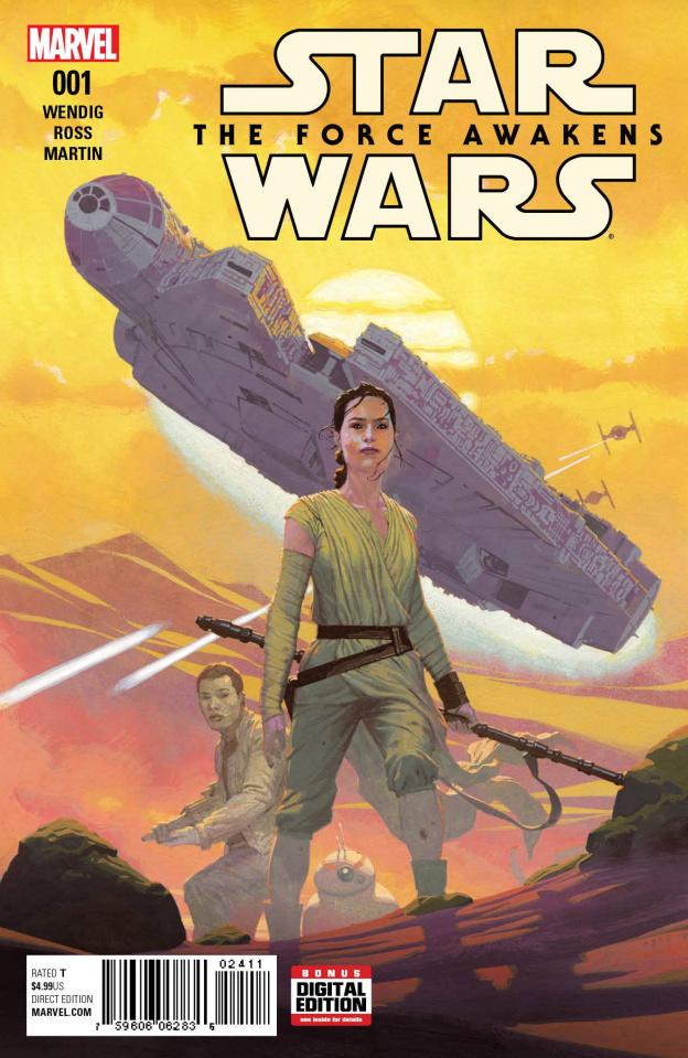 Star Wars: The Force Awakens #1