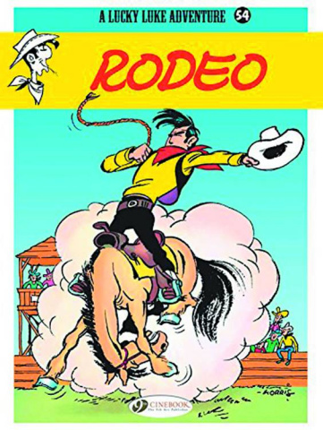 Lucky Luke Vol. 54: Rodeo