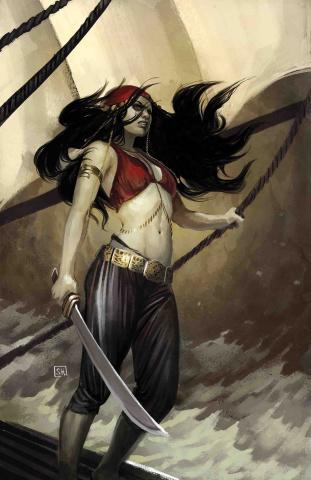 Age of Conan: Bêlit #3 (Hans Cover)