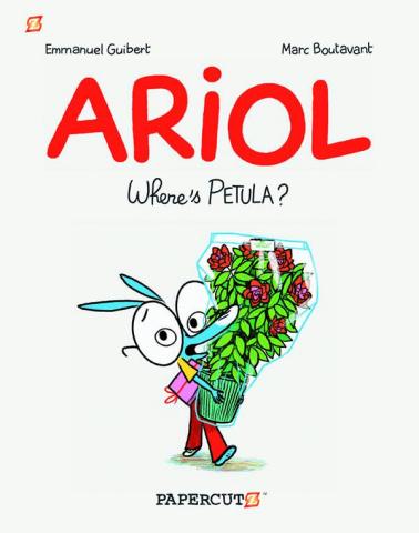 Ariol Vol. 7: Where's Petula