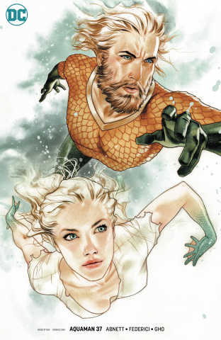 Aquaman #37 (Variant Cover)