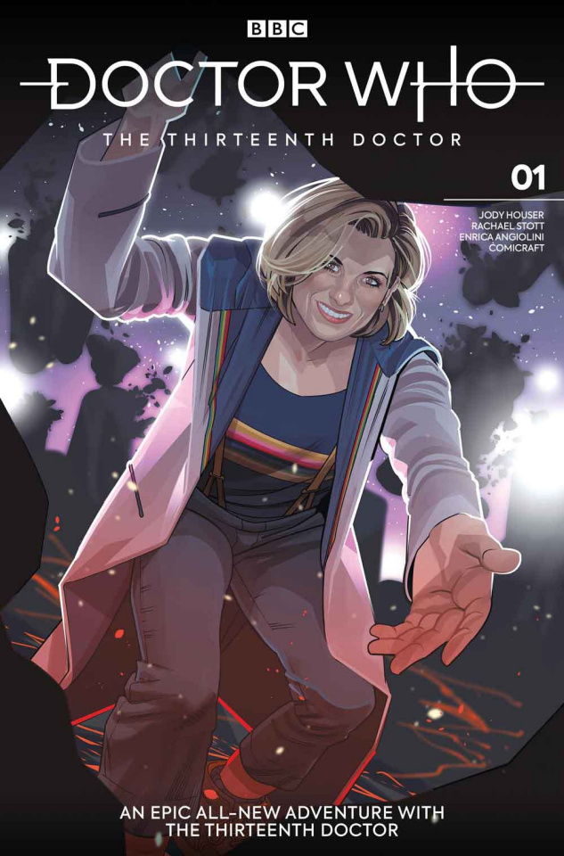 Doctor Who: The Thirteenth Doctor #1 (Stott Cover)