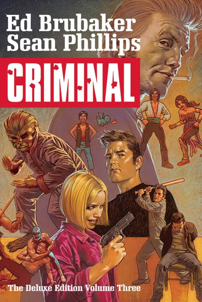 Criminal Vol. 3 (Deluxe Edition)
