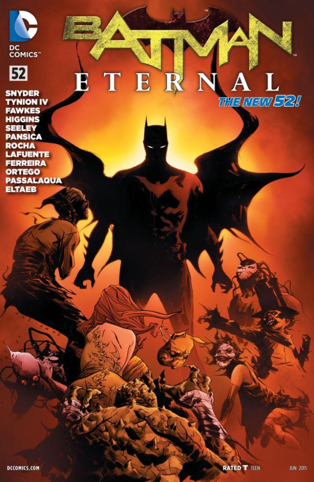 Batman Eternal #52