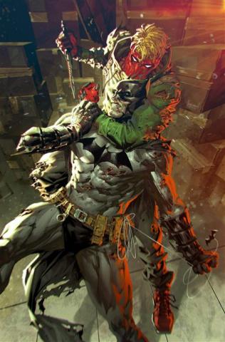 Batman: Urban Legends #1 (Kael Ngu Batman / Grifter Cover)