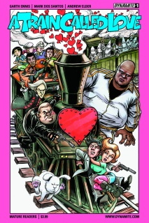 A Train Called Love #1 (Braun Cover)