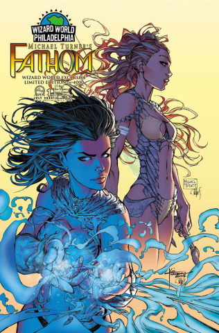 Fathom #1 (WW Philly '05 Cover)
