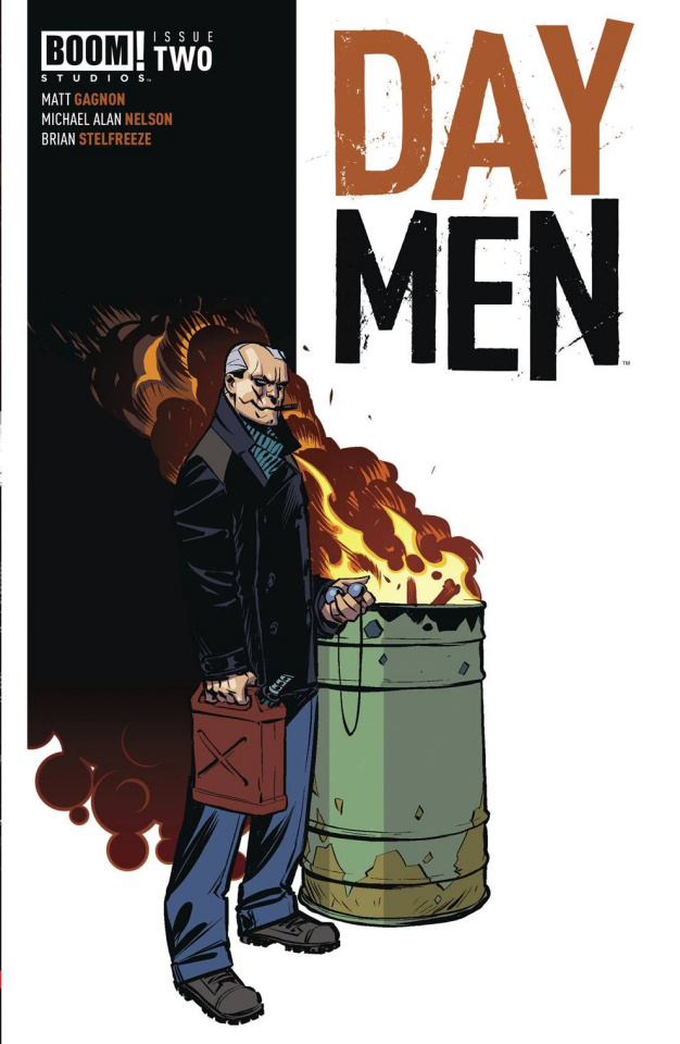 Day Men #2 (2nd Printing)
