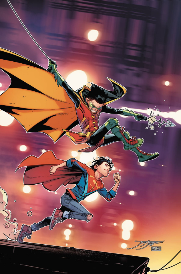 Super Sons Vol. 3: The Parent Trap