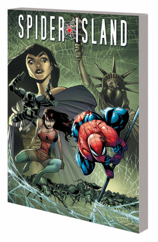 Spider-Island: Warzones