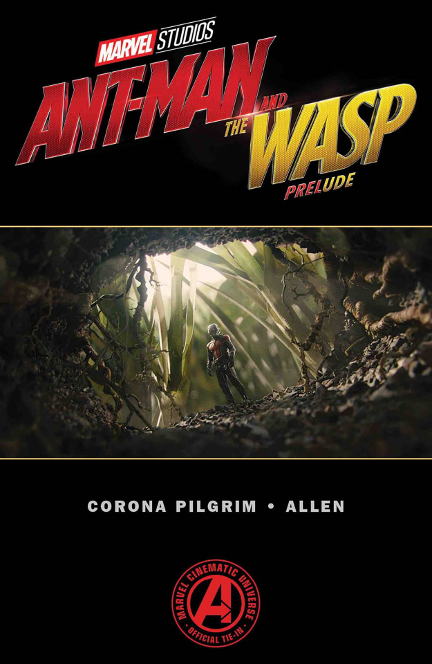 Ant-Man and The Wasp Prelude #1