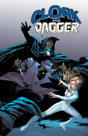 Cloak and Dagger Vol. 2 (Omnibus Stroman Cover)