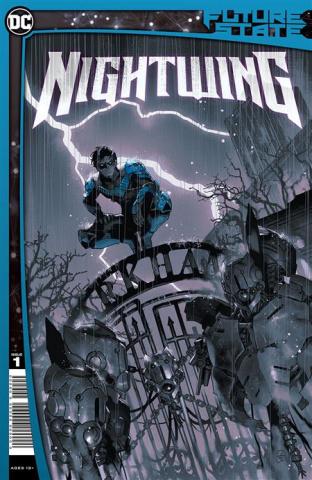 Future State: Nightwing #1 (Yasmine Putri Cover)