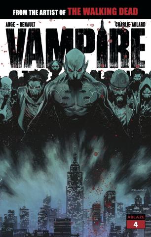 Vampire State Building #4 (Dike Ruan Cover)