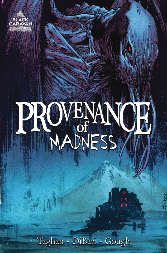 Provenance of Madness (Christian Dibari Cover)
