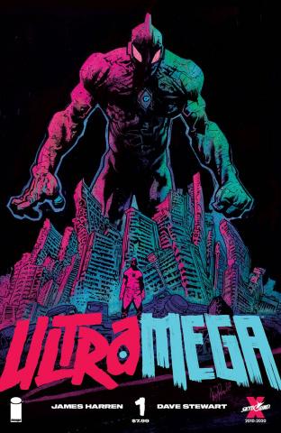 Ultramega #1 (Harren & Stewart Cover)