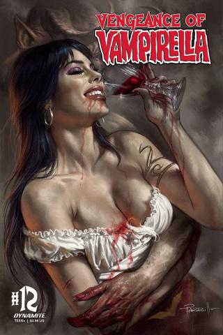 Vengeance of Vampirella #12 (Parrillo Cover)