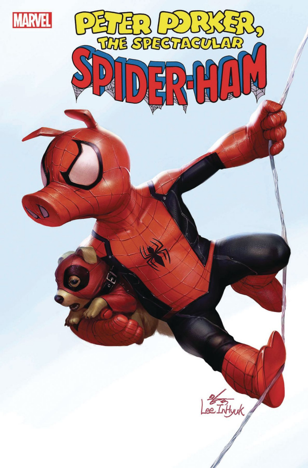 Spider-Ham #1 (Inhyuk Lee Cover)