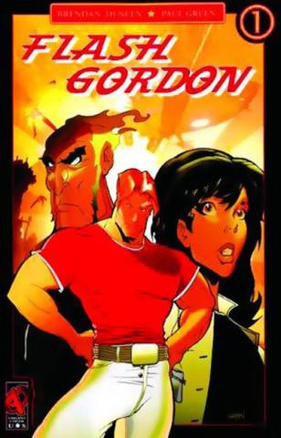 Flash Gordon: The Mercy Wars #1