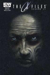 The X-Files, Season 11 #2 (Menton3 Cover)