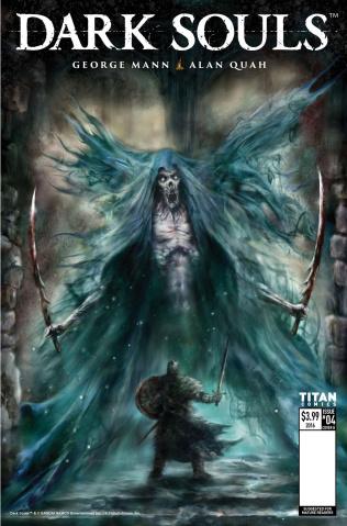 Dark Souls: Winter's Spite #4 (Percival Cover)