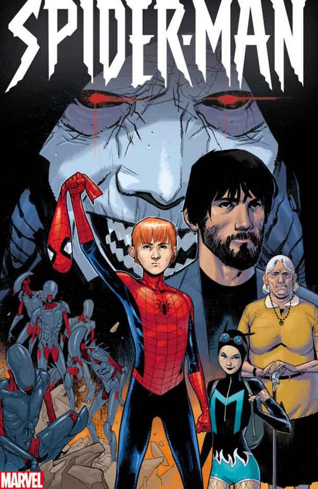 Spider-Man #3 (Pichelli Cover)