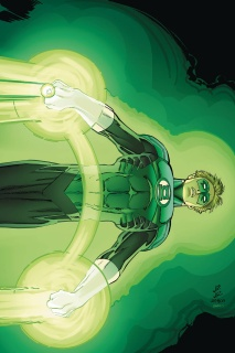 Green Lantern #51 (Romita Cover)