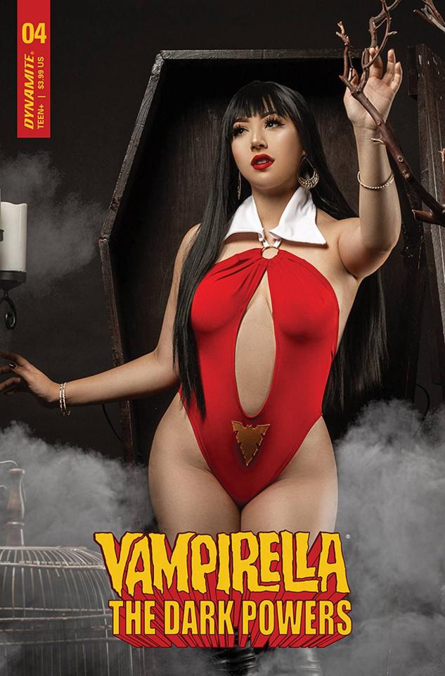 Vampirella: The Dark Powers #4 (Ramirez Cosplay Cover)