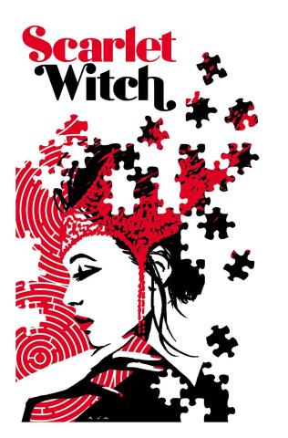 Scarlet Witch #8