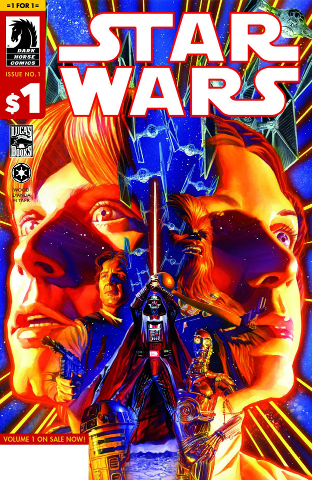 Star Wars #1 (1 for 1)