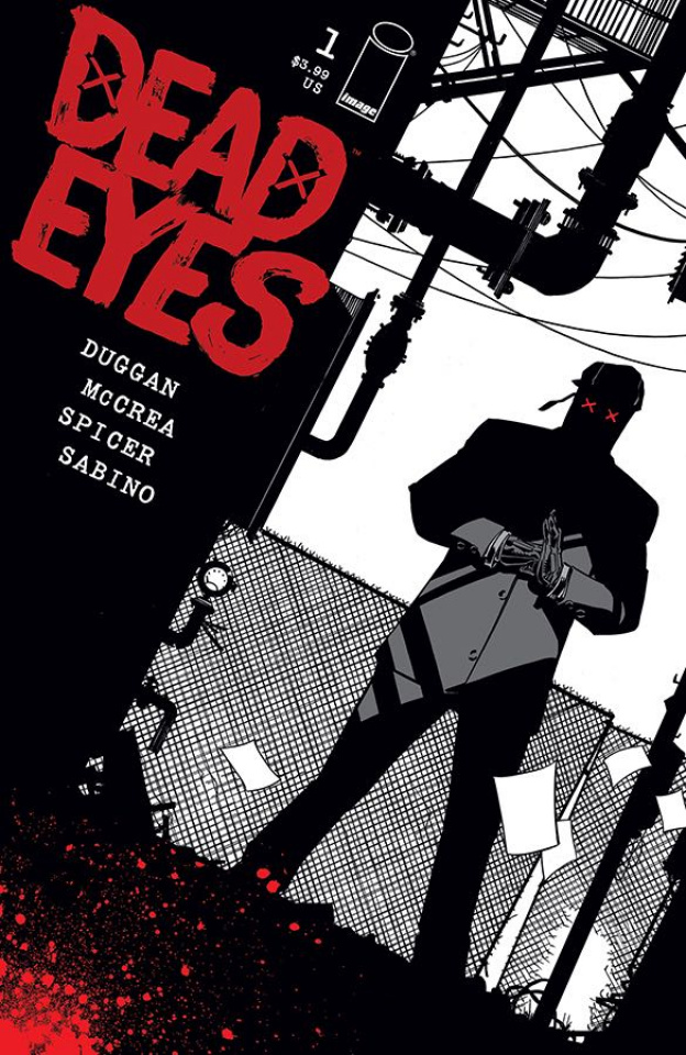 Dead Eyes #1 (McCrea Cover)