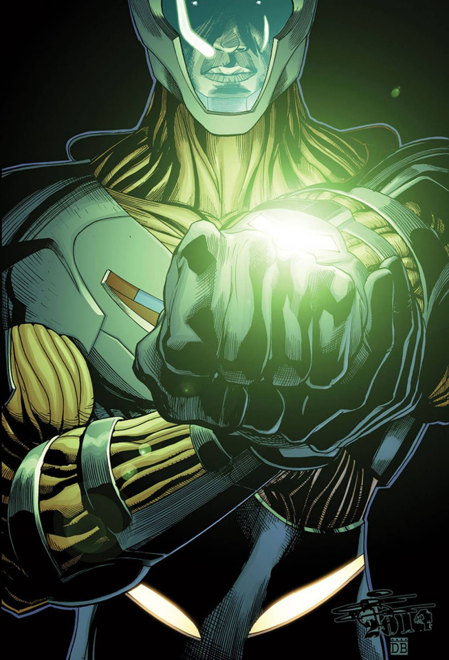 X-O Manowar #33 (20 Copy Chriscross Cover)
