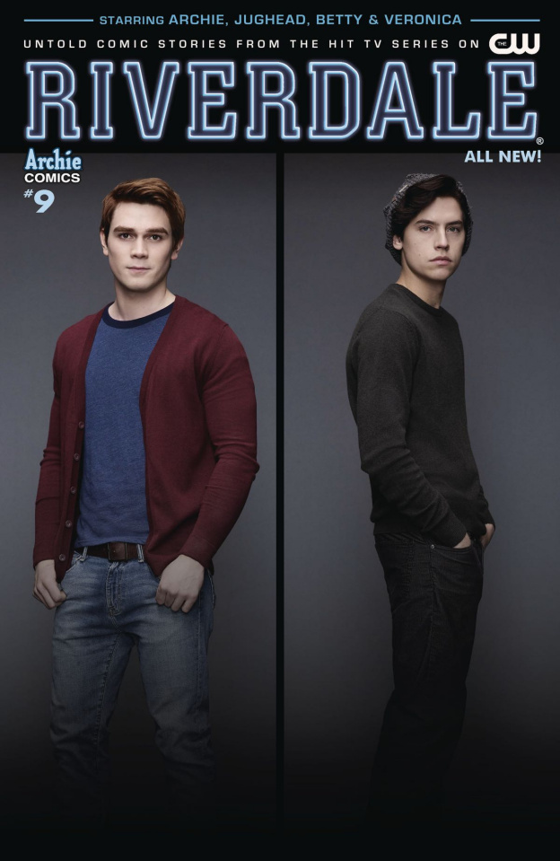 Riverdale #9 (Photo Cover)