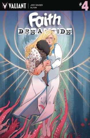 Faith: Dreamside #4 (Sauvage Cover)