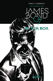 James Bond: Black Box #1 (20 Copy Masters B&W Cover)