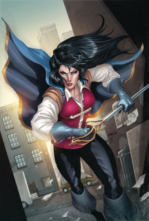 Grimm Fairy Tales #14 (Goh Cover)