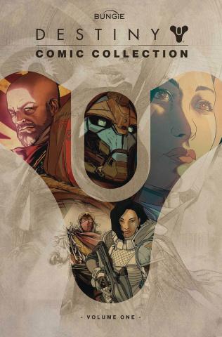 Destiny Comic Collection Vol. 1
