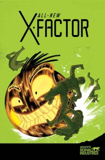 All-New X-Factor #8