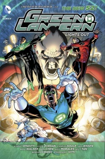 Green Lantern: Lights Out
