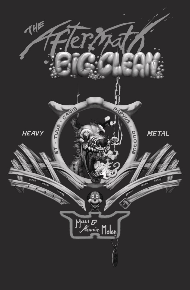The Aftermath: The Big Clean #5 (Cover B)