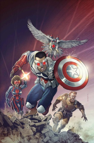 Captain America: Sam Wilson #9