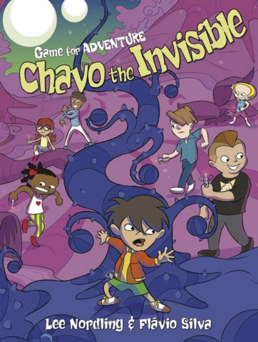 Game for Adventure Vol. 3: Chavo the Invisible