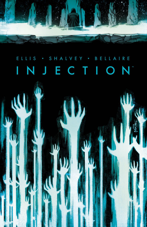 Injection #14 (Shalvey & Bellaire Cover)