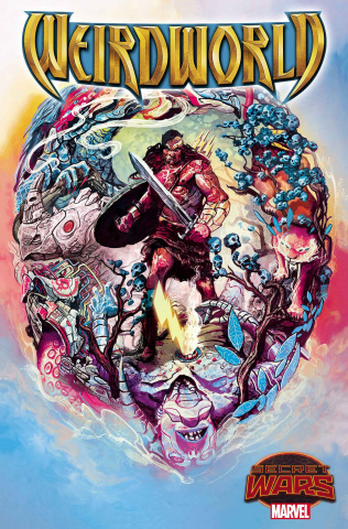 Weirdworld #2