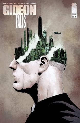 Gideon Falls #23 (Sorrentino & Stewart Cover)