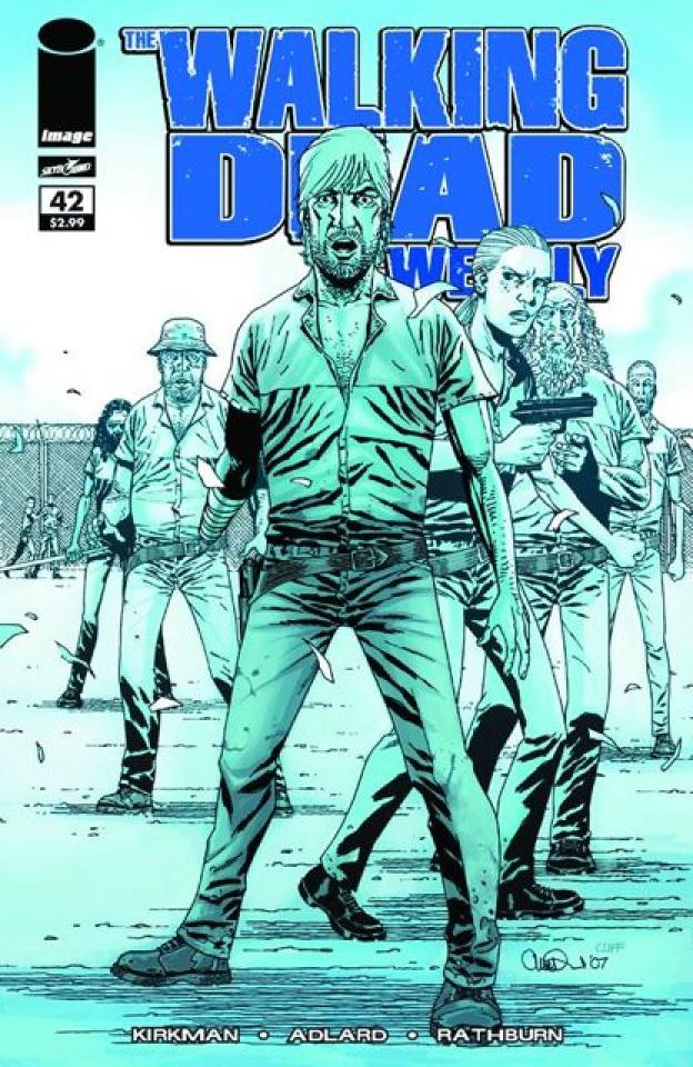 The Walking Dead Weekly #42